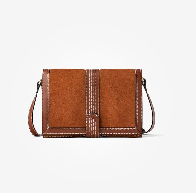 Strip Crossbody Bag